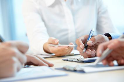 Immobilien Finanzierung - Finanzierungsangebote werden verglichen