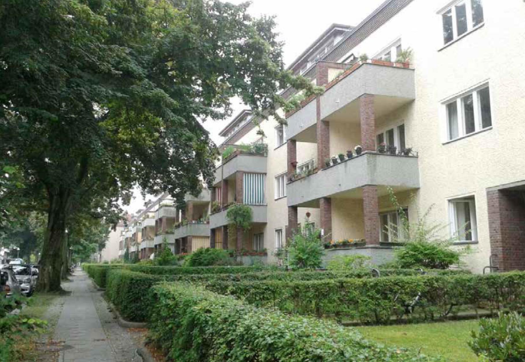 ImmobilienAnlage mit Weitblick in Schmargendorf